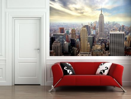 New York City wallpaper mural - S